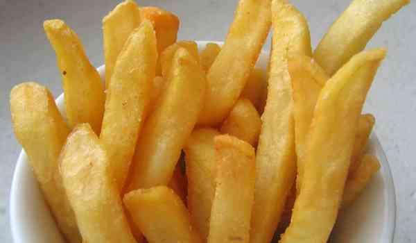 Reţeta anului 2012: Cum să faci cartofii prăjiţi ca la McDonald's?