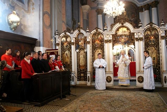 catedrala schimbarea la fata
