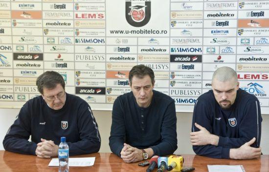 """Bavcevic: """"Cred că CSM Oradea este favorită"""""""