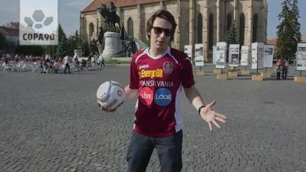 eurofan tom deacon la cluj