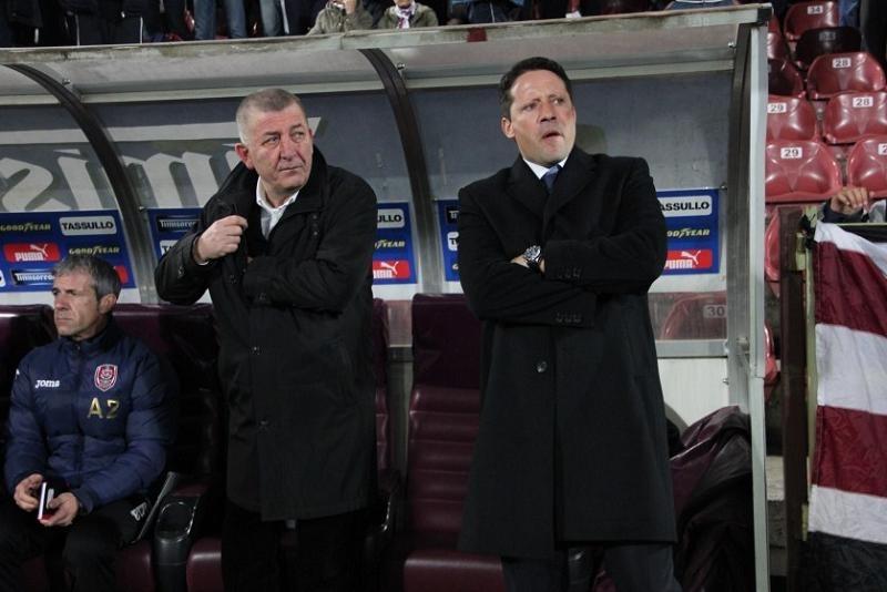 """Paolo Sergio: """"Dacă jucăm de 15 ori cu Manchester, îi batem o dată. Sper să o facem astăzi"""""""