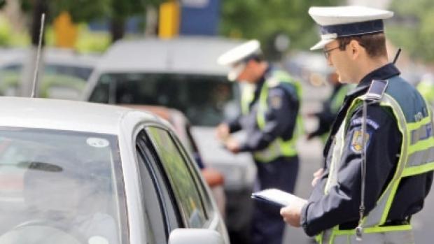 trafic politie