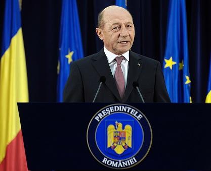 Mesajul preşedintelui Traian Băsescu de Paşti