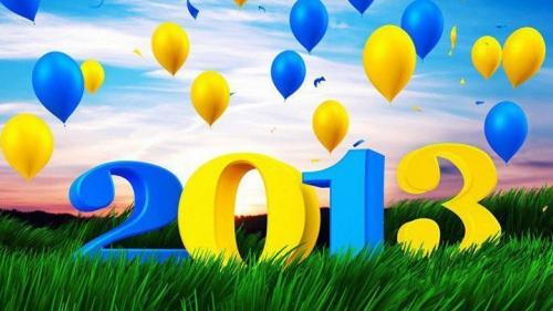 2013 va fi anul iubirii