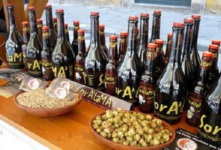 În comuna clujeană Vad s-ar putea produce bere de lux
