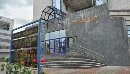 "Zilele Bibliotecii Județene ""Octavian Goga"" Cluj"