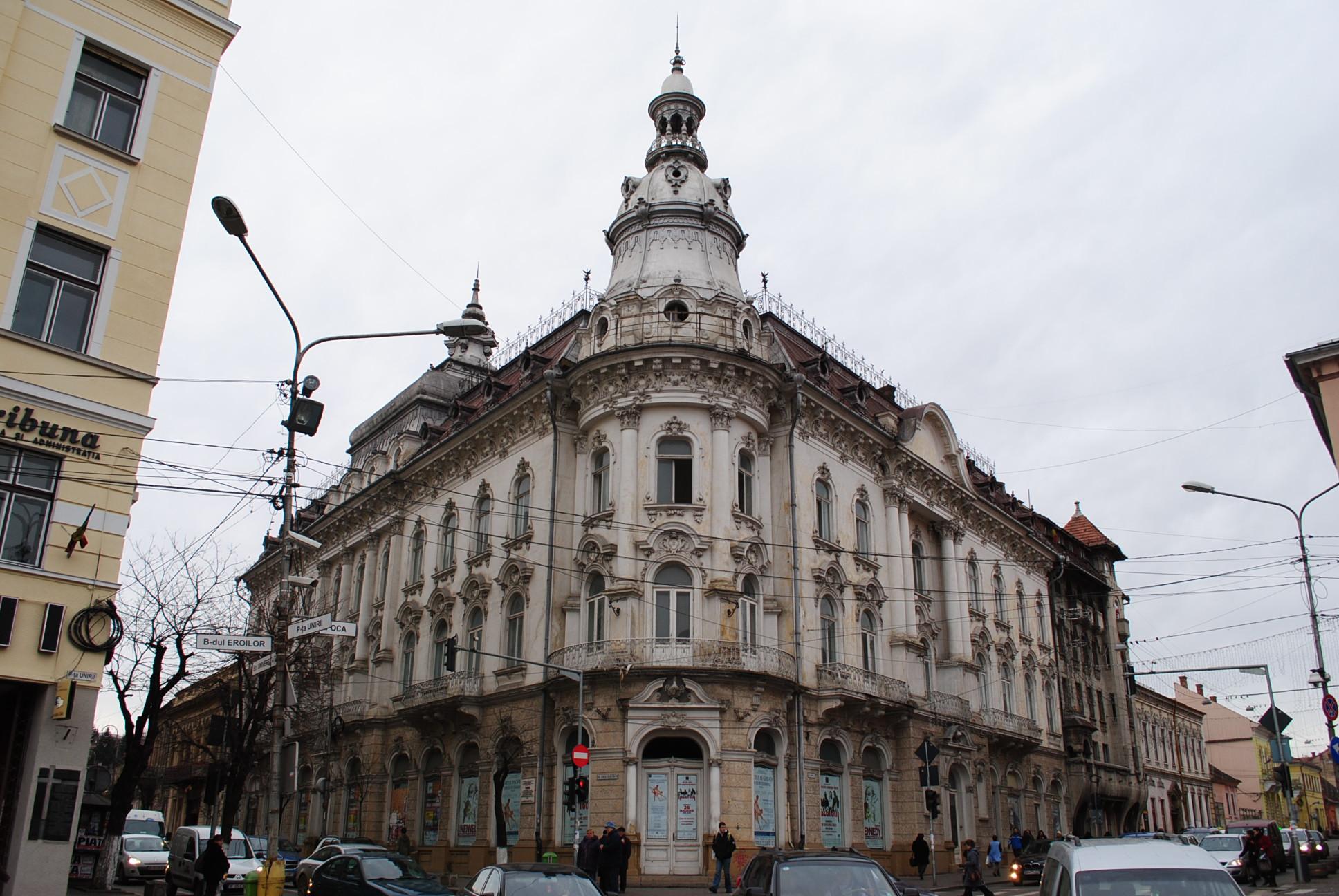 """Lanţul hotelier Continental Hotels vrea să revină pe piaţa clujeană! Radu Enache: """"Avem negocieri pentru patru terenuri în Cluj şi o clădire"""""""