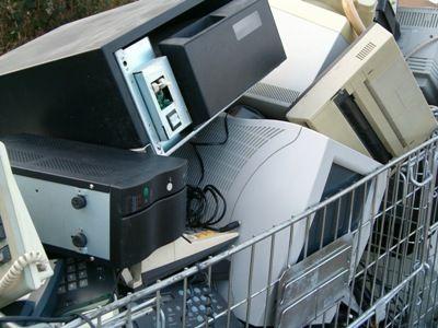 Mâine va avea loc o nouă acţiune de colectare a deşeurilor electrice