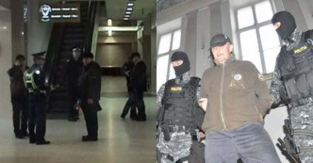 Marius Moga, condamnat la doi ani şi trei luni de închisoare cu suspendare