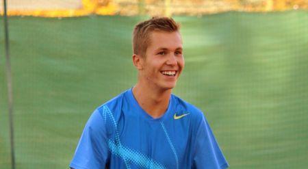 Patrick Ciorcilă a bifat primele zece puncte în clasamentul ATP