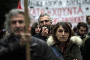 Grecia are cea mai ridicată rată a şomajului din zona euro, depăşind Spania