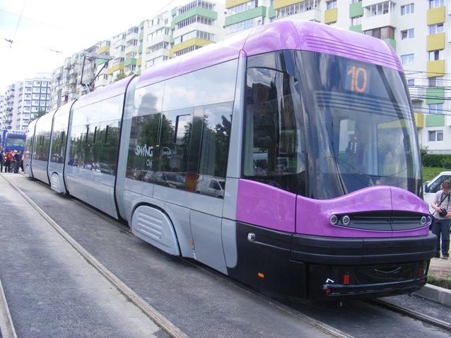 Tramvaiele circula din nou pe tronsonul Gara – B-dul Muncii