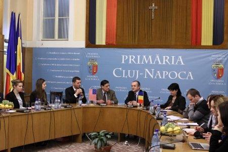UBB Cluj a realizat un parteneriat strategic cu Universitatea din Delaware