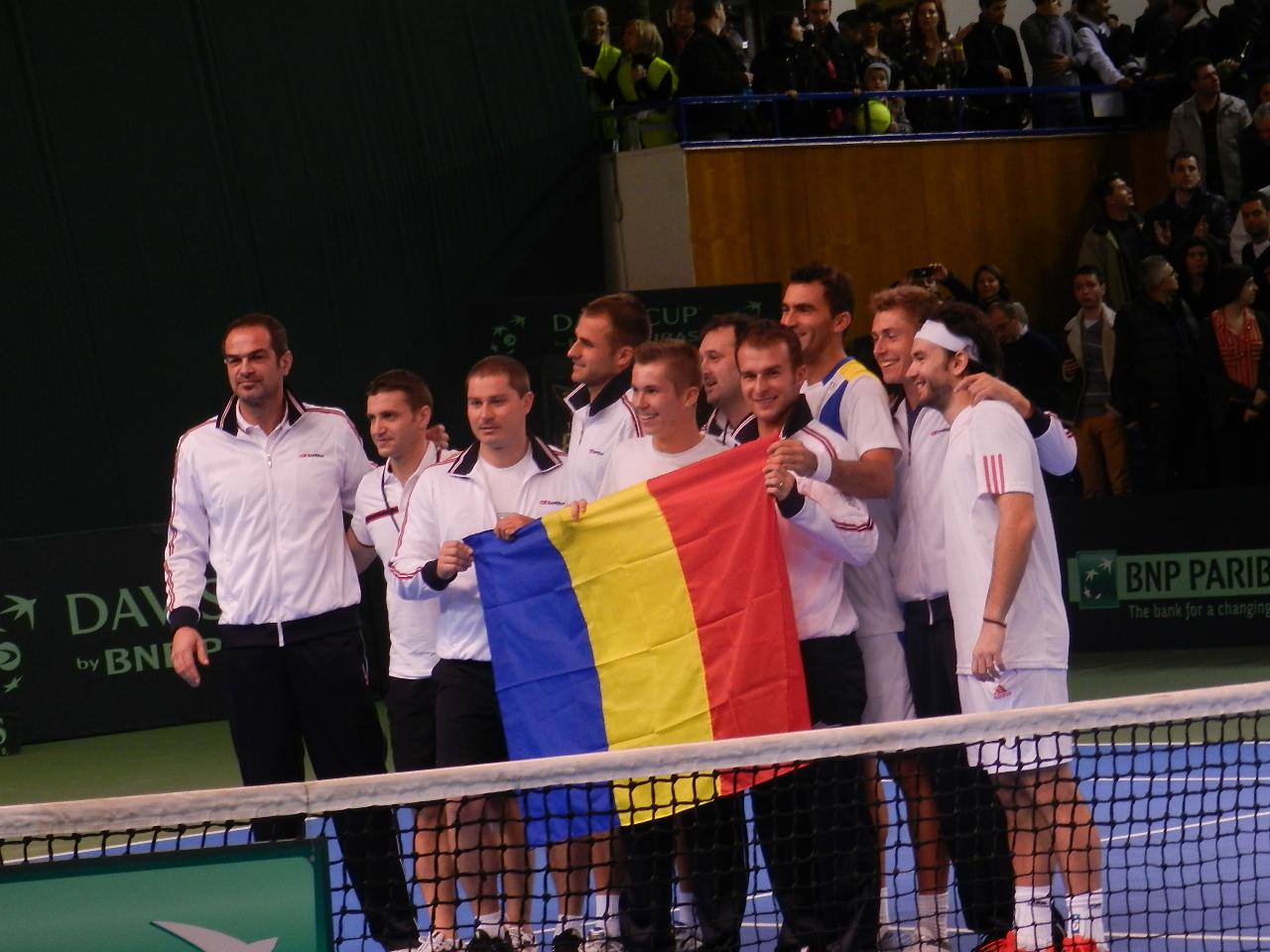 Cupa Davis Cluj