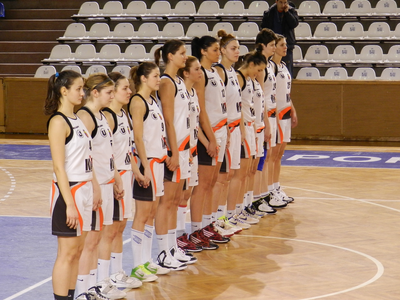 U Cluj - Baschet feminin