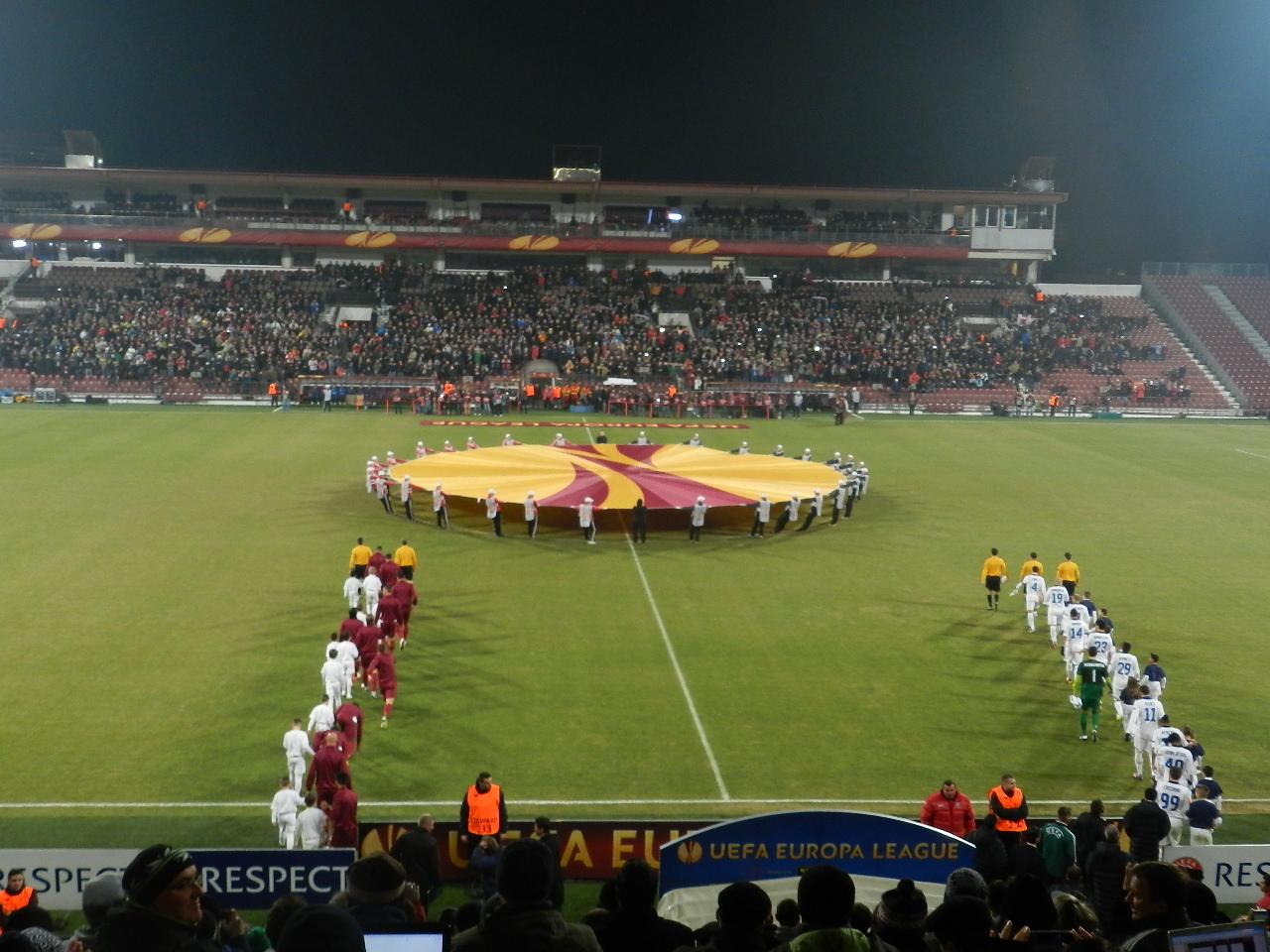 CFR vs Inter