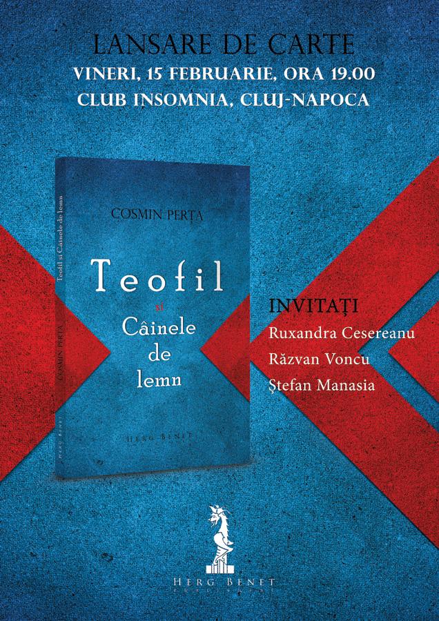 Lansare-Teofil-si-Cainele-de-lemn-Cluj