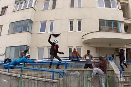 Primul Harlem Shake făcut într-un club din Cluj