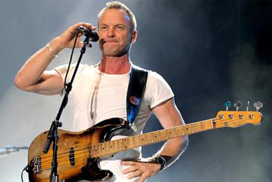 Concertul lui Sting pe Cluj Arena a picat. Artistul a ales Bucureştiul în acest an