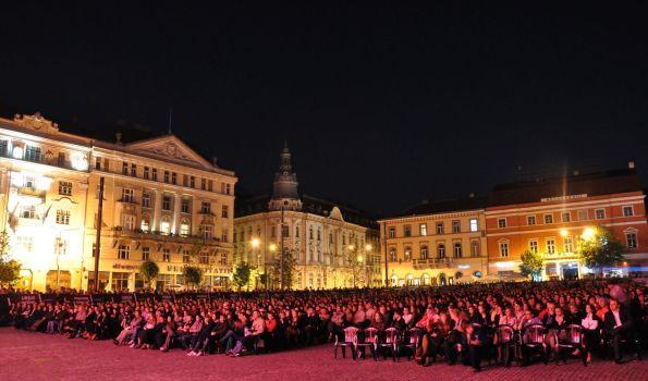 """""""Colours of Cluj"""", un nou proiect marca TIFF"""