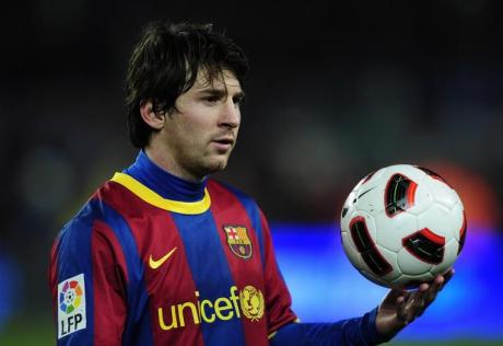 Au apărut bomboanele cu figura lui Lionel Messi. Acestea vor finanţa diverse proiecte sociale