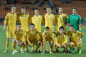 nationala U21 Romania