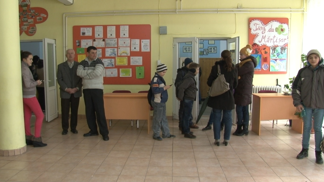 Olimpiada Satelor Clujene a început cu proba de matematică. Aproape 150 de elevi au participat