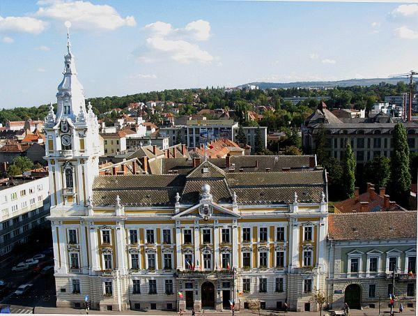 Programul de sărbători la Primăria Cluj-Napoca