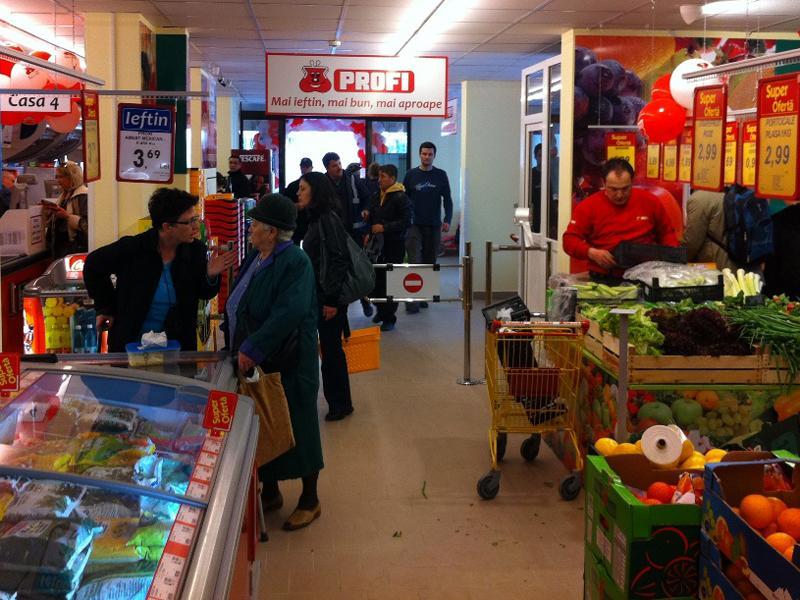 Profi a cumparat lantul de magazine Alimentara din Cluj-Napoca