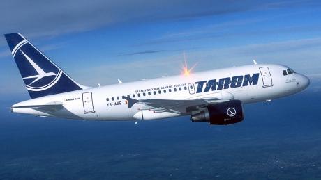 Restructurări la Tarom. 10% din angajaţi vor fi daţi afară
