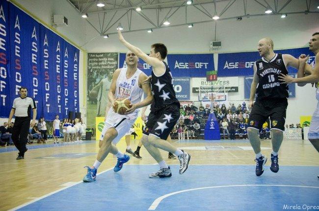 Gaz Metan - U Mobitelco - Finala Cupa Romaniei baschet masculin