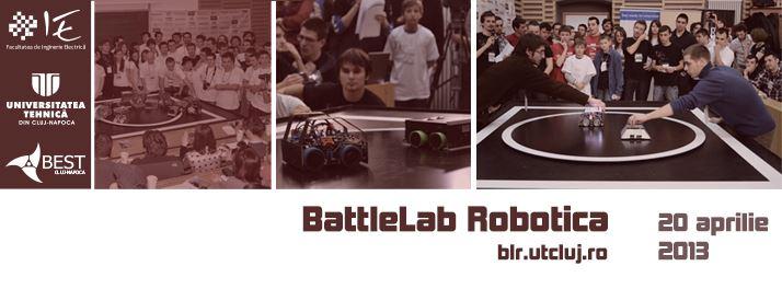 battlelab robotica 2013