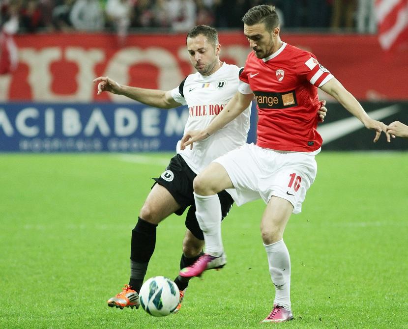 Dinamo vs U Cluj