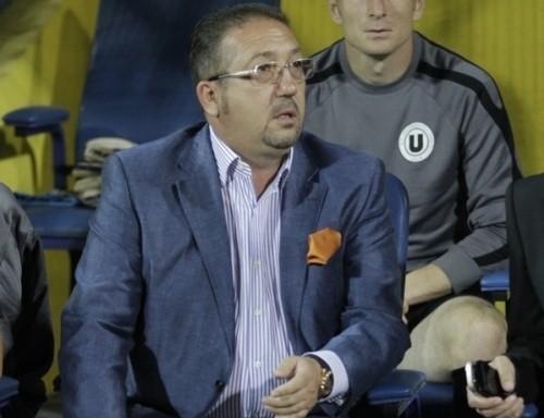 """Patronul lui """"U"""" Cluj, Florian Walter, dat în urmărire internațională"""