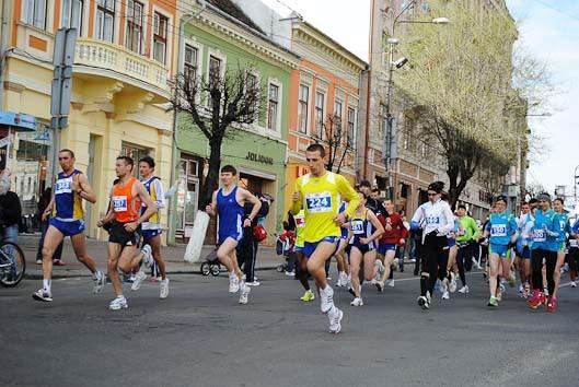 maratonul international cluj