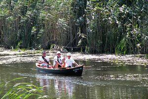 A crescut numărul turiştilor în Delta Dunării