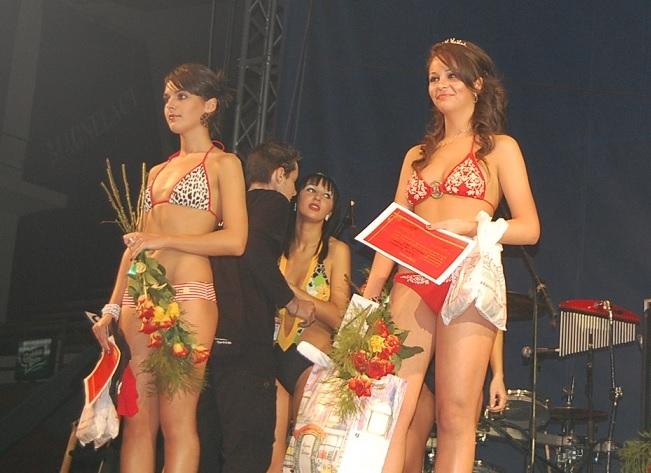 A patra editie Miss Universitas va avea loc joi, la Casa de Cultura a Studentilor