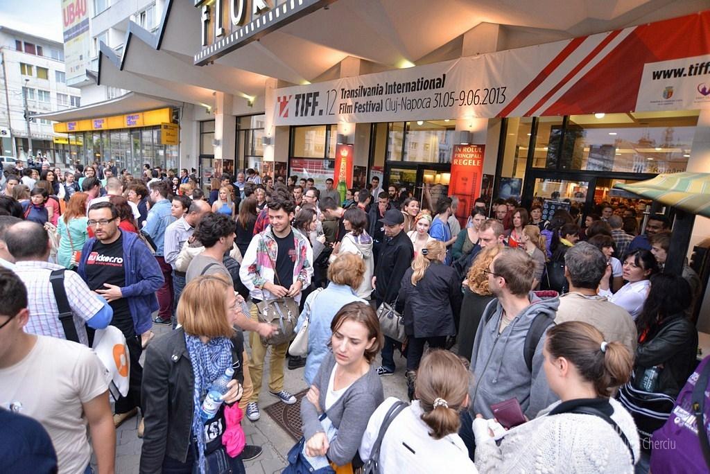 Cifrele TIFF 2013. Peste 62.000 de spectatori platitori de bilet la proiectii in cele 10 zile de festival