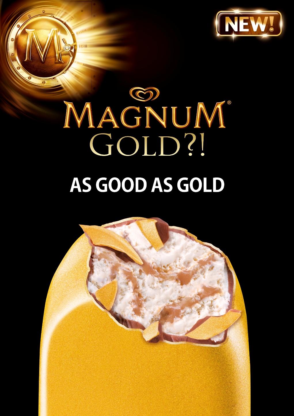 Inghetata Magnum Gold