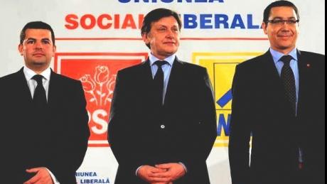 Peste 58% dintre români ar vota USL dacă duminica viitoare ar avea loc alegeri parlamentare