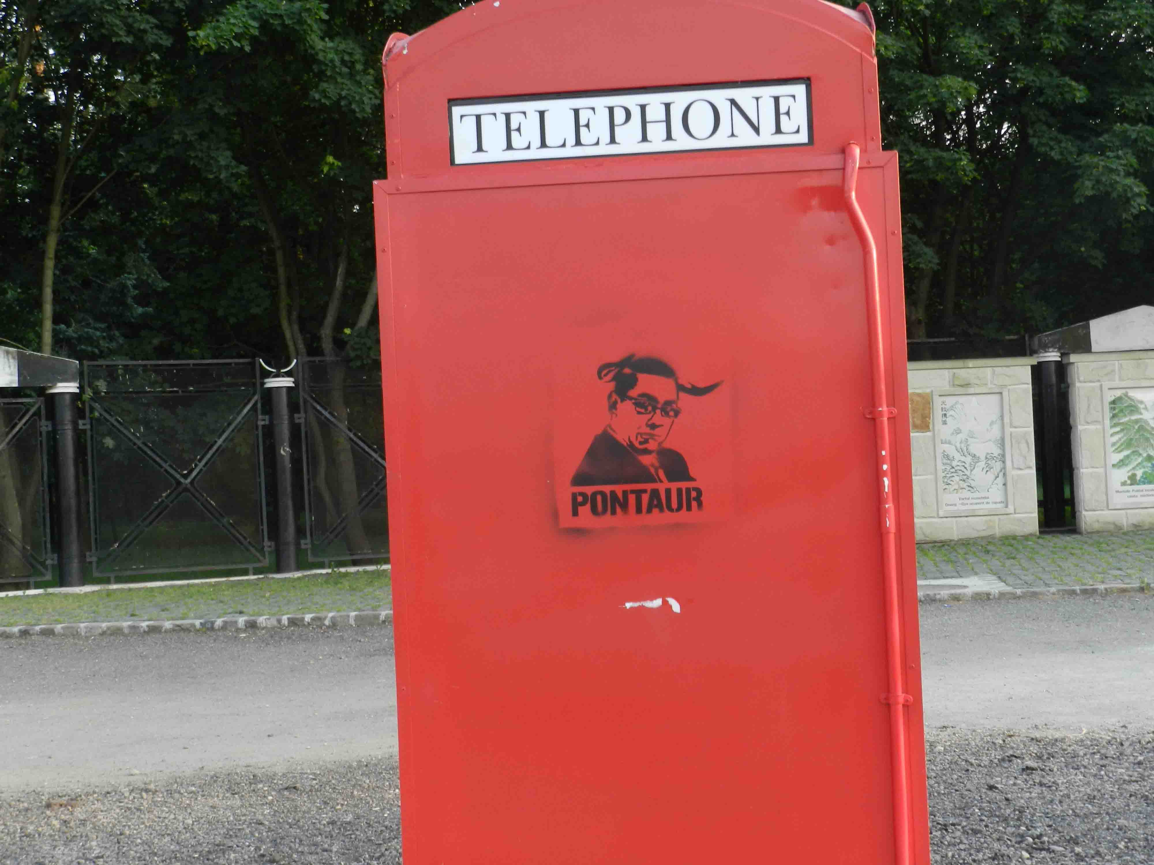 cabina telefonica britanica