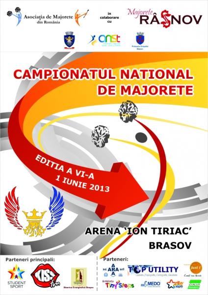 campionatul national de majorete