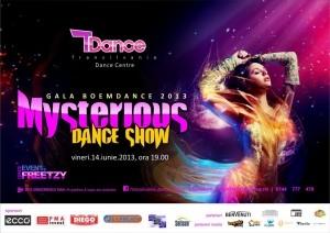 Gala Boemdance 2013, la Casa de Cultura a Studentilor