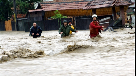 Europa ajuta Romania cu 58 milioane de euro pentru prevenirea inundatilor