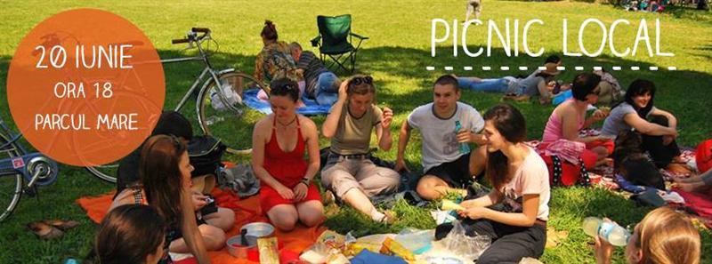 Clujenii invitati la picnic in Parcul Central