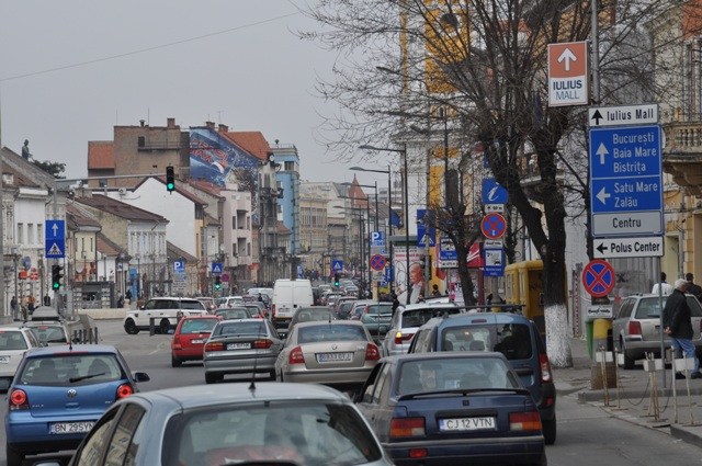 Restrictii de circulatie in centrul orasului de Ziua Unirii Principatelor Romane