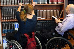220 de persoane infirme, sprijinite să devină active pe piaţa muncii, printr-un proiect POSDRU