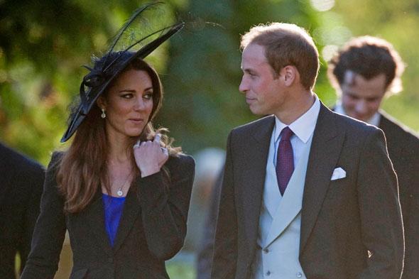 Soţia prinţului William, internată la maternitatea St. Mary din Londra