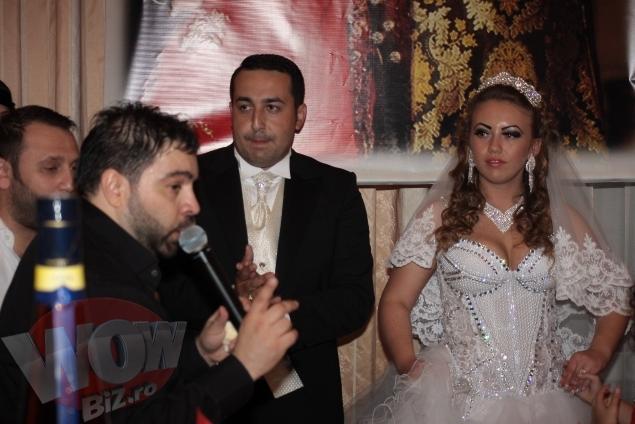 """Nunta regala la Cluj. Florin Salam a cantat la nunta lui """"Suleyman de Gilau"""""""
