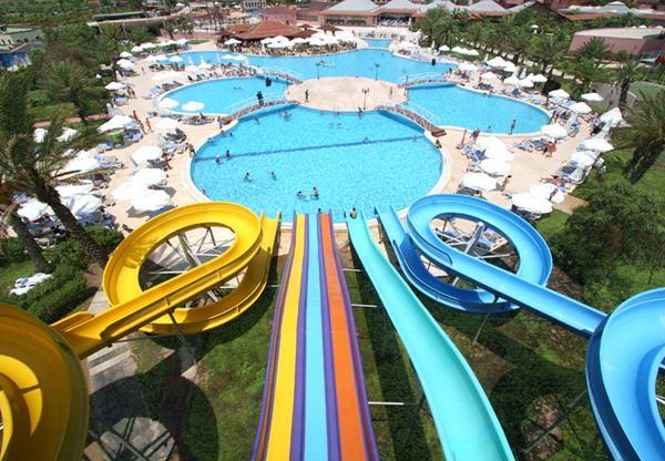 In 2014 incep lucrarile la noul Aqua Park